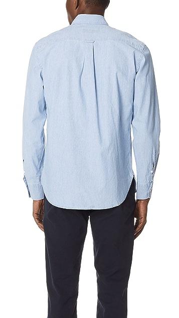Maison Kitsune Classic Shirt