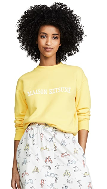 Maison Kitsune Maison Kitsune 运动衫