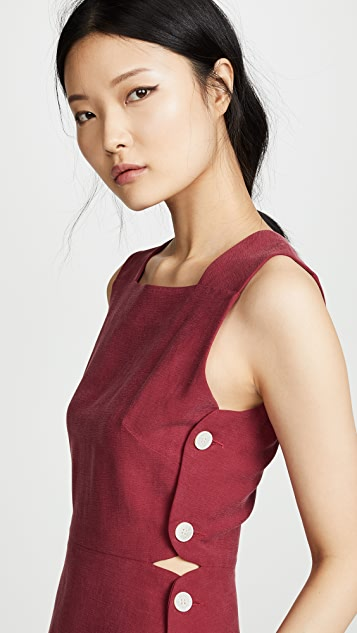Maison Kitsune Asia Dress