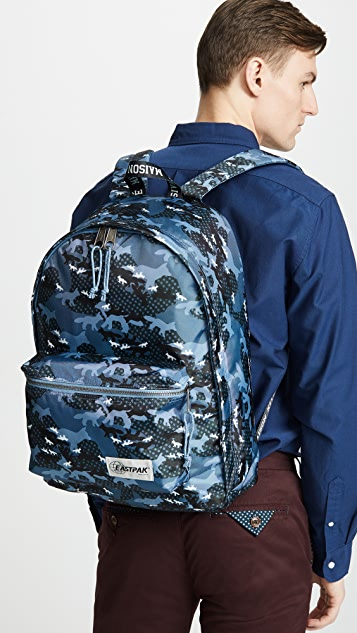 Maison Kitsune x Eastpak Back To Work Backpack
