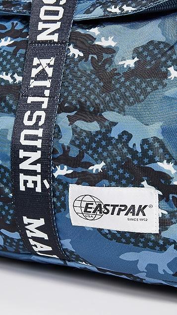 Maison Kitsune x Eastpak Perce Duffel