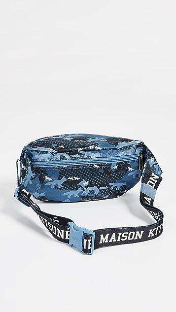 Maison Kitsune x Eastpak Bundel Waist Pack