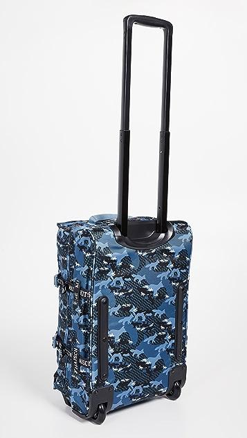 Maison Kitsune x Eastpak Tranverz Suitcase