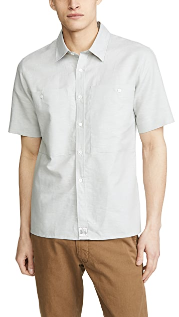 Maison Kitsune Safari Shirt