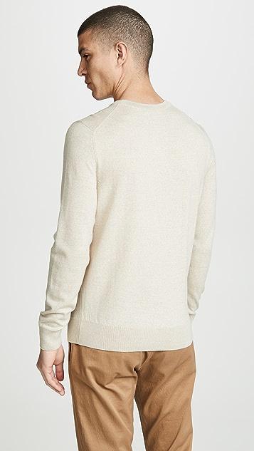 Maison Kitsune Merion R Neck Pullover