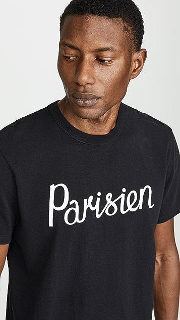 Maison Kitsune Parisian T-Shirt