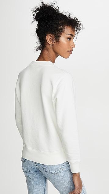 Maison Kitsune Sweatshirt Wavy MK