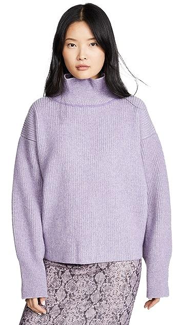 Maison Kitsune 罗纹套头衫