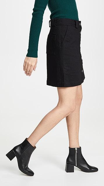 Maison Kitsune Alma Skirt