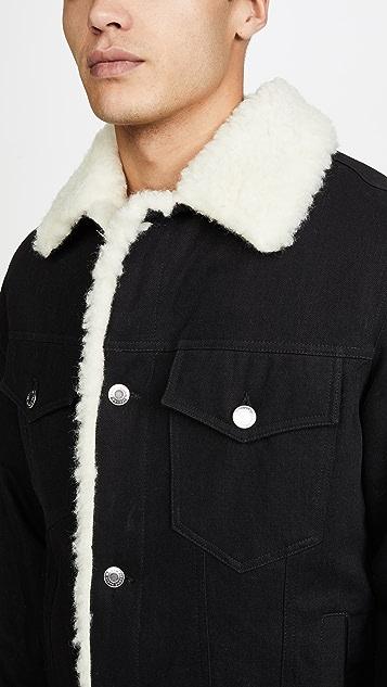 Maison Kitsune Trucker Jacket