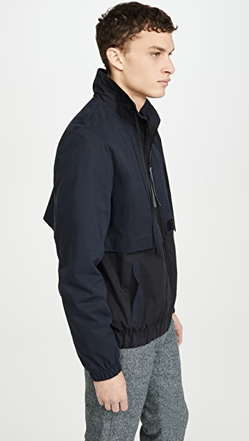 Maison Kitsune New Windbreaker