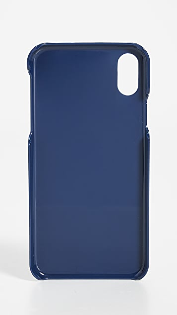 Maison Kitsune Fox Head iPhone X / XS Case