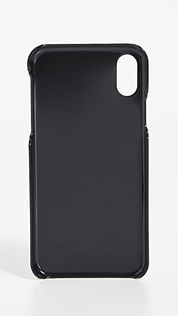 Maison Kitsune Parisien iPhone X / XS Case