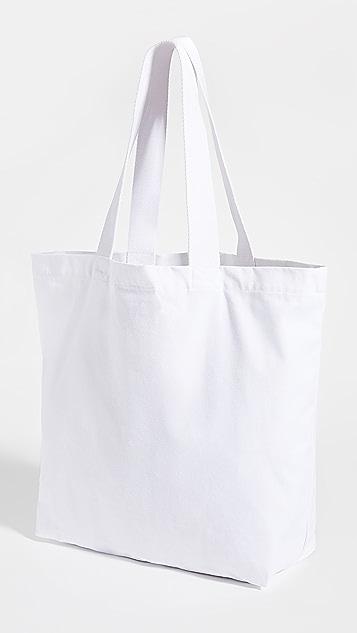 Maison Kitsune Tote Bag Acide