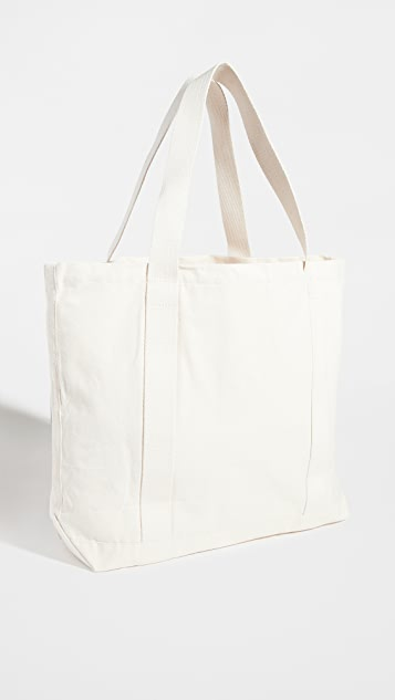 Maison Kitsune Shopping Bag Rainbow Palais Royal