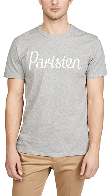 Maison Kitsune Parisien T-Shirt