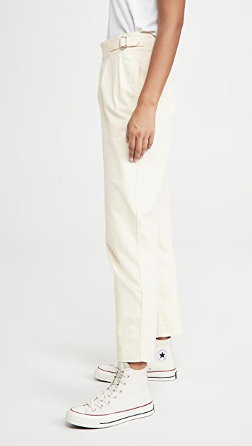 Maison Kitsune Worker Pants