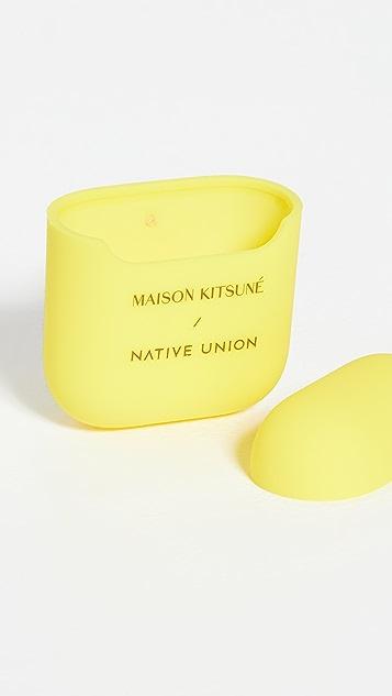 Maison Kitsune x Native Union AirPods Case