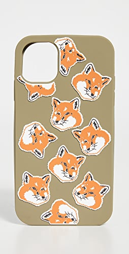 Maison Kitsune - iPhone 11 Case All Over Fox Head