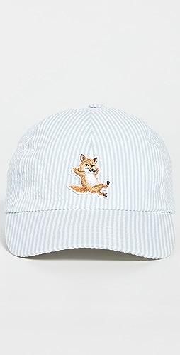 Maison Kitsune - Chillax Fox  6p Cap