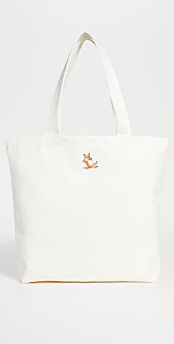 Maison Kitsune - Chillax Fox Tote Bag