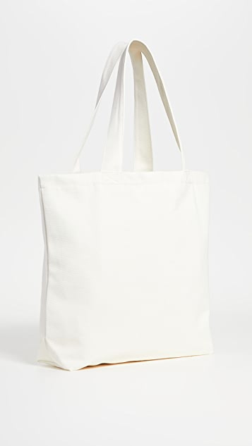 Maison Kitsune Chillax Fox Tote Bag