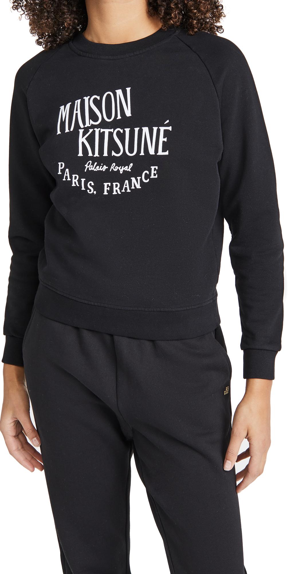 Maison Kitsune Palais Royal Vintage Sweatshirt
