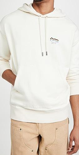 Maison Kitsune - Gradient Rainbow Hoodie