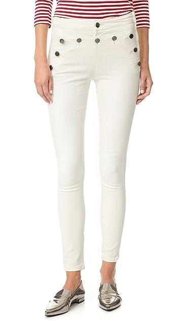 6bc3ef030c8c Scotch   Soda Maison Scotch Sailor Skinny Jeans ...
