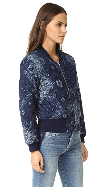 Scotch & Soda/Maison Scotch Bomber Jacket
