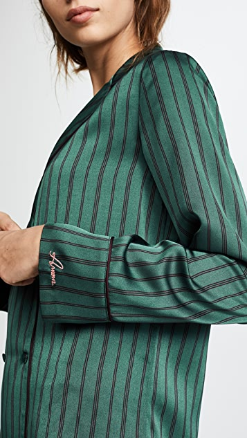 Scotch & Soda/Maison Scotch Pajama Blouse