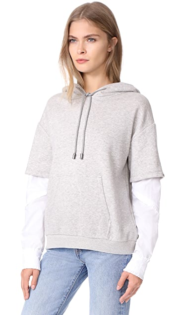 Scotch & Soda/Maison Scotch Hooded Sweatshirt