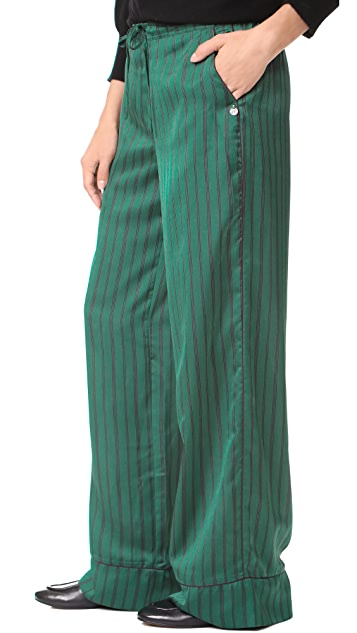 Scotch & Soda/Maison Scotch Wide Leg Pajama Pants