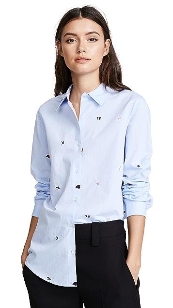 Scotch & Soda/Maison Scotch Long Sleeve Shirt