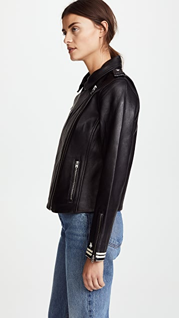 Scotch & Soda/Maison Scotch Biker Jacket