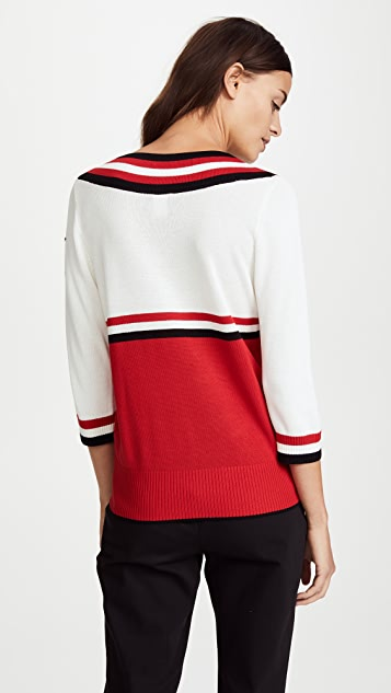 Scotch & Soda/Maison Scotch Varsity Sweater