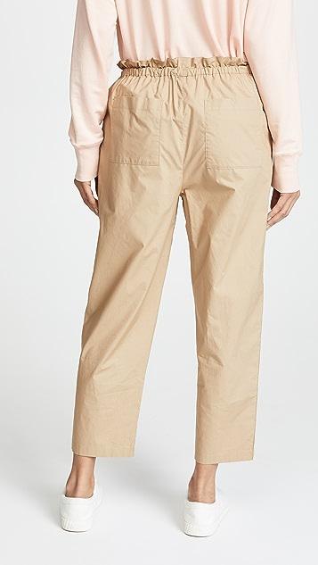 Scotch & Soda/Maison Scotch Paperbag Pants