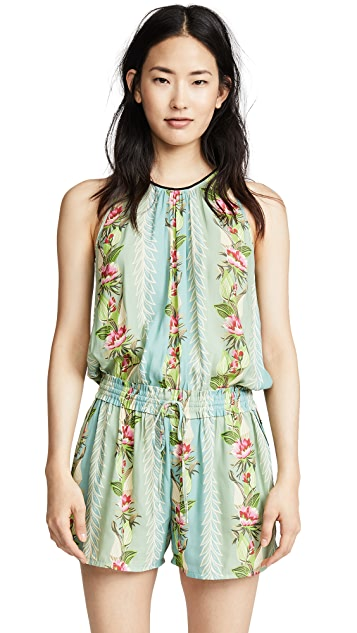 Scotch & Soda/Maison Scotch Poolside Romper