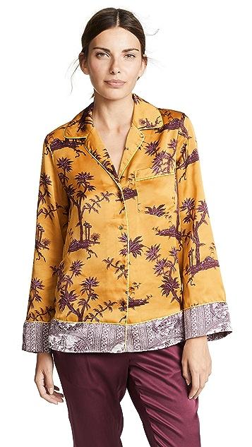 Scotch & Soda/Maison Scotch Pyjama Shirt