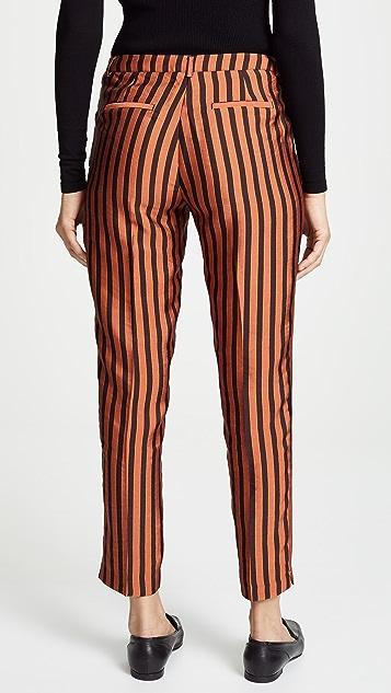 Scotch & Soda/Maison Scotch Striped Tailored Pants