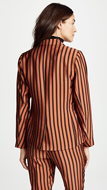 Scotch & Soda/Maison Scotch Classic Striped Blazer