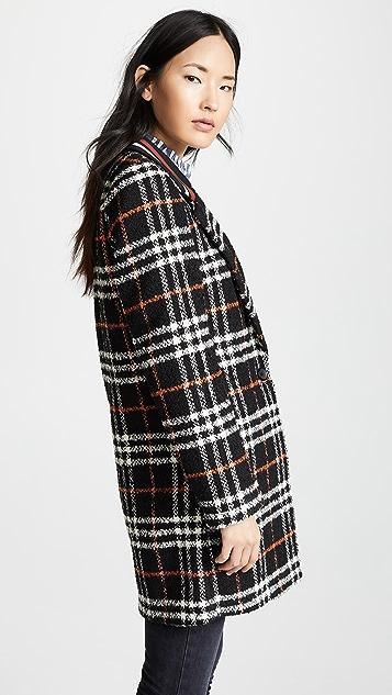 Scotch & Soda/Maison Scotch Bonded Wool Jacket