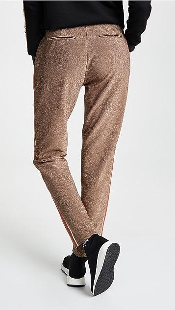 Scotch & Soda/Maison Scotch Металлизированные идеально скроенные брюки