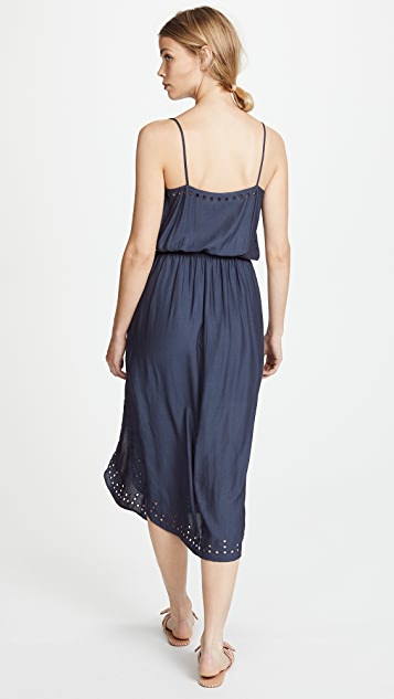 Scotch & Soda/Maison Scotch Strappy V Dress
