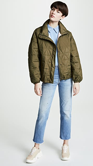 Scotch & Soda/Maison Scotch Loose Quilted Jacket