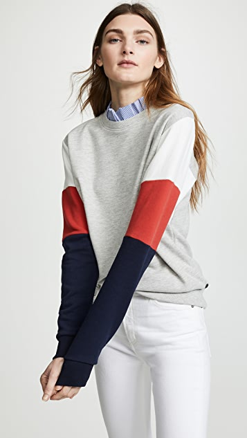 Scotch & Soda/Maison Scotch Super Soft Sweatshirt