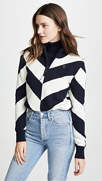 Scotch & Soda/Maison Scotch Stripe Pull Over