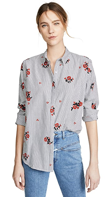 Scotch & Soda/Maison Scotch Button Up Shirt