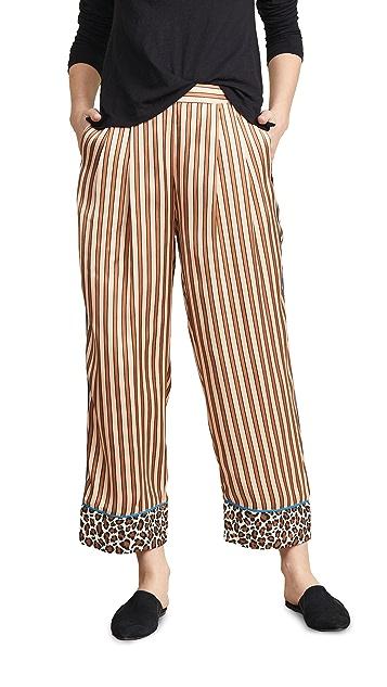Scotch & Soda/Maison Scotch Pajama Inspired Pants