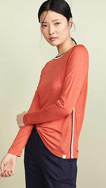 Scotch & Soda/Maison Scotch Long Sleeve Tee